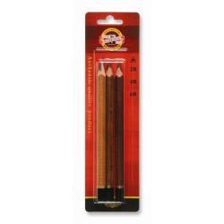 Ołówki grafitowe KOH-I-NOOR - zestaw